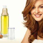olio di arganper capelli
