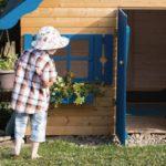 casette giardino bambini